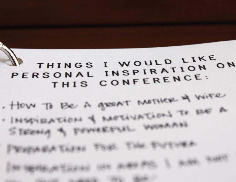 General Conference Flip Book