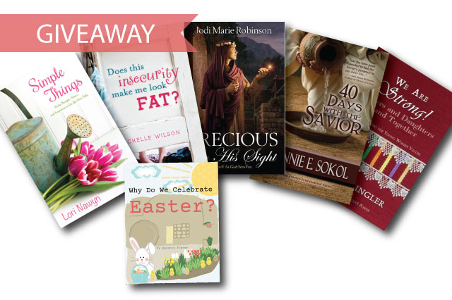 LDS Book Giveaway!
