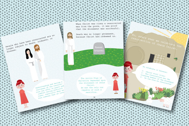 Print your book about Easter!