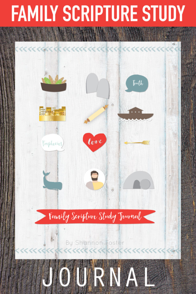 Family scripture study journal! This helps family scripture study time be effective and fun! You have to see inside of this book!