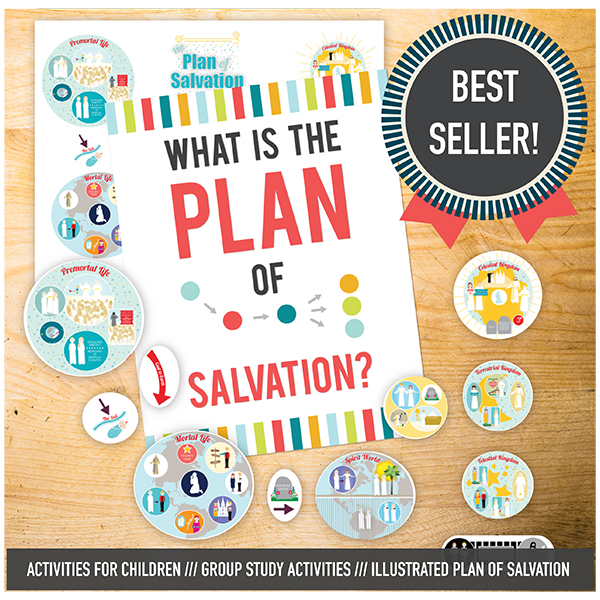 What is the Plan of Salvation? Feb YW. This includes an illustrated Plan of Salvation that teaches the doctrines in True to the Faith. Such a great learning tool!