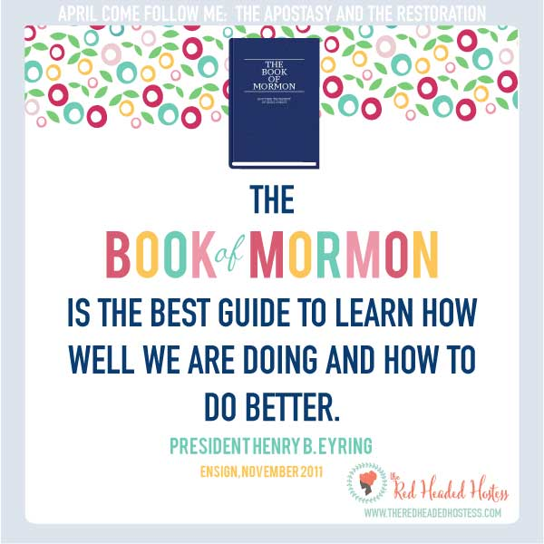 April Young Women: Why do we need the Book of Mormon? These free images can be posted on social media to help prepare your young women for the lesson, or for review. FREE! So awesome!!!