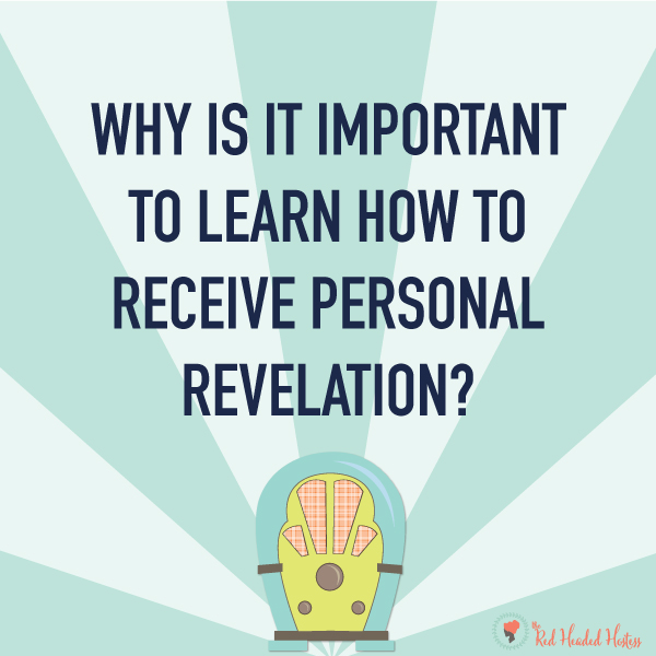 How do I receive personal revelation? May young women lesson. FREE social media images. Great to get the youth thinking before the lesson or for reminders after the lesson!