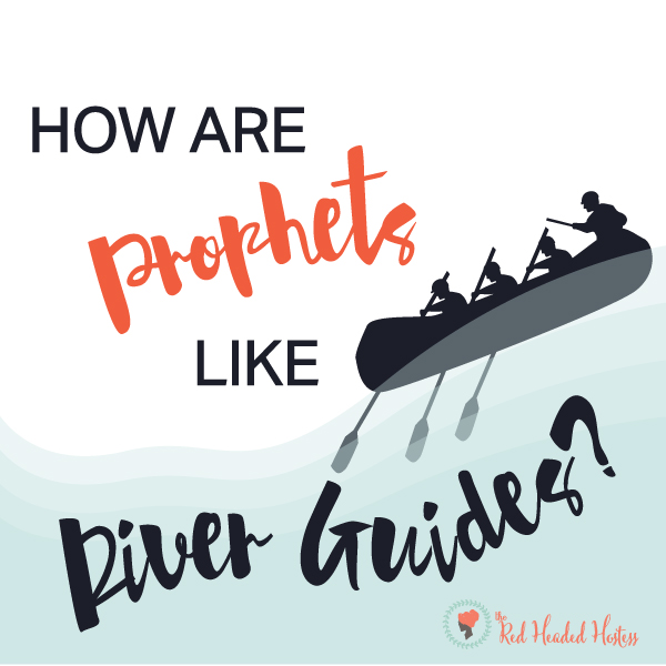 Why is it important to listen to and follow living prophets? May Come Follow Me lesson helps and FREE social media images. These images can be used to prepare or follow up after a lesson!