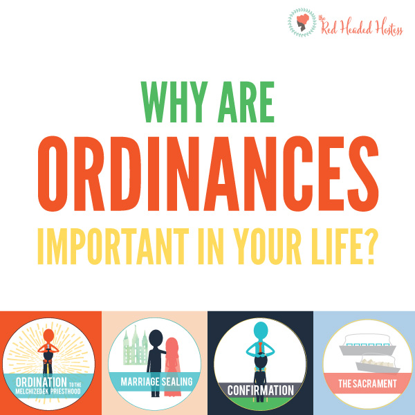 Why are Ordinances Important in My Life? July Young Women lesson helps! Free social media images. Great instructions on how to text or post these images to help engage the youth before or after a lesson.